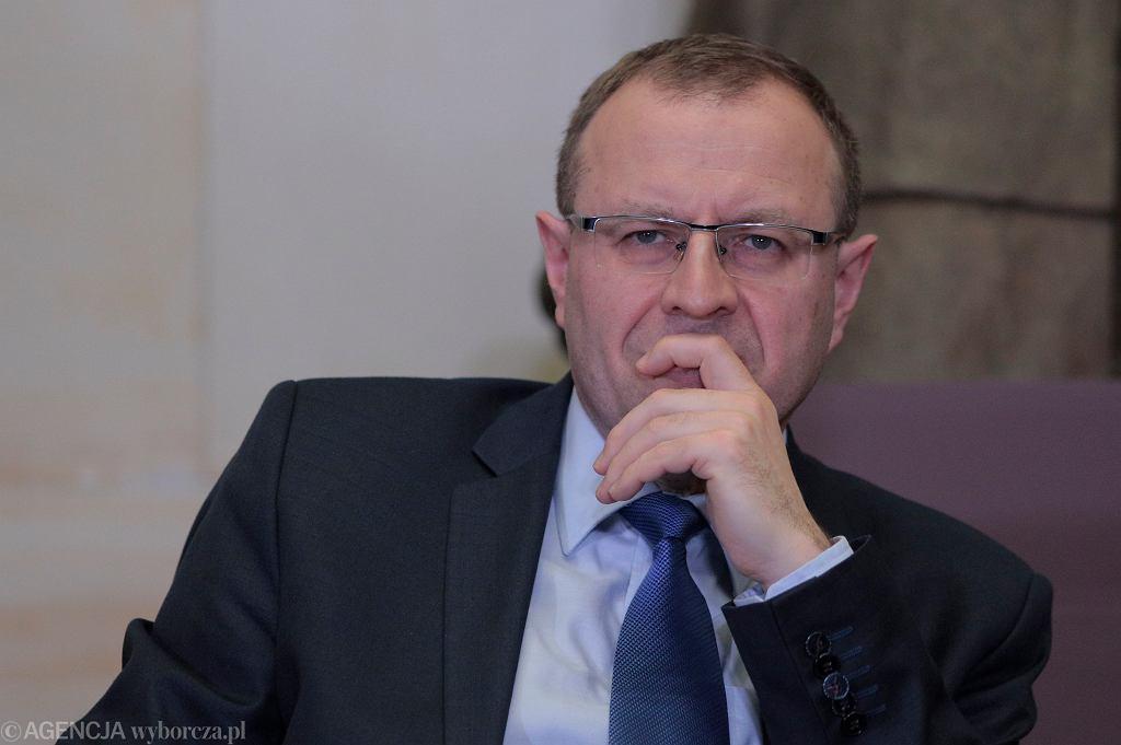 Historyk i politolog z UKSW prof. Antoni Dudek
