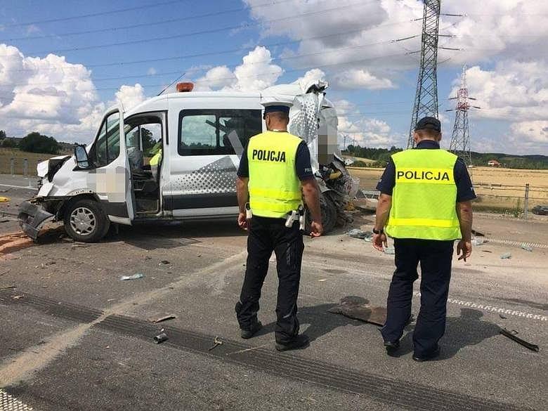 Tragiczny wypadek na obwodnicy Suwałk