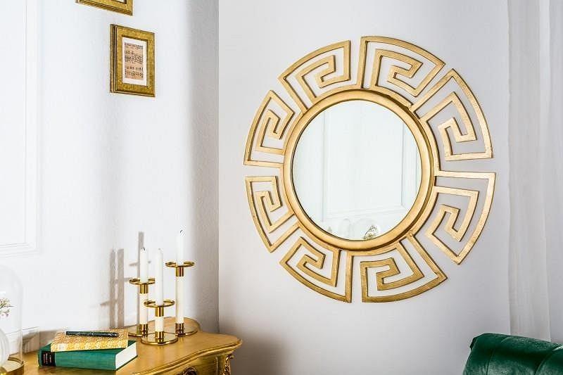 Ozdobne lustro do stylowego wnętrza