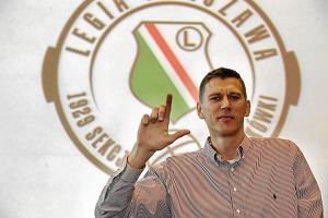 Legia zagra z Tychami bez Cezarego Trybańskiego