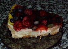Tarta z owocami - ugotuj