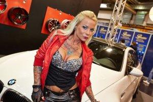 Antygaleria | Najgorsze dziewczyny z Essen Motor Show 2013