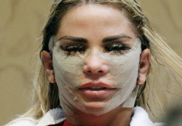Turkey, TURKEY  - *PREMIUM-EXCLUSIVE*  - MUST CALL FOR PRICING BEFORE USAGE  - The British Glamour Model and mum-of-five Katie Price aka Jordan undergoes yet more surgery with an unrecognized look, heavily bandaged and swollen faced following a facial procedure out at the Comfort Zone Surgery clinic in Istanbul. Jordan aims to enhance that look made famous in her hay day as surgeons cut an incision along her ear and hairline to pull her facial tissues taut.PICTURES TAKEN ON THE 06/08/19**UK Clients - Pictures Containing ChildrenPlease Pixelate Face Prior To Publication*, Image: 464920620, License: Rights-managed, Restrictions: , Model Release: no, Credit line: Forum, Backgrid UK