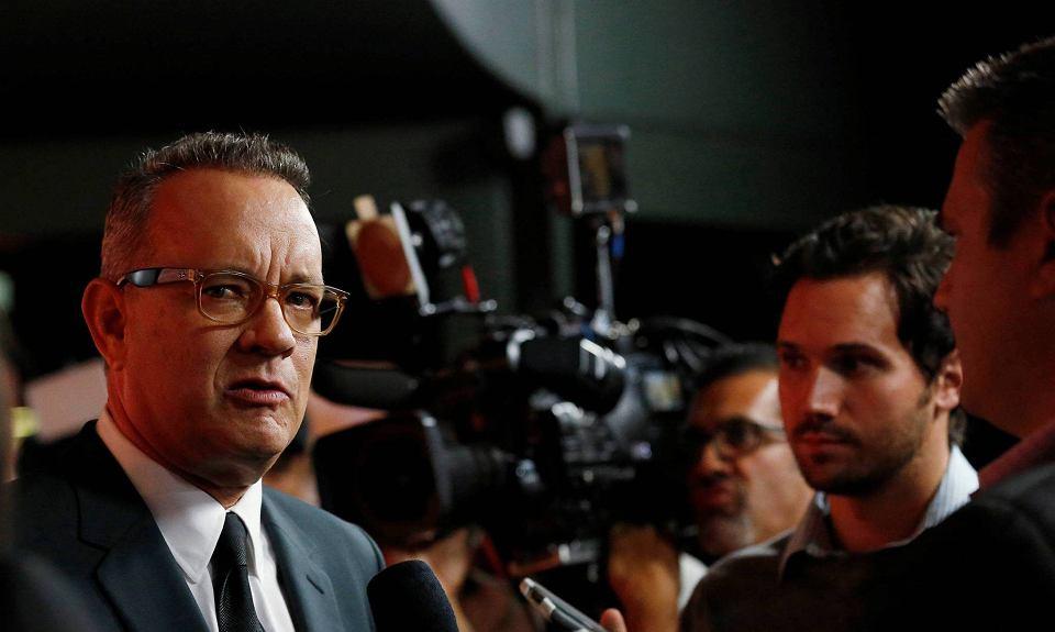 Zdjęcie numer 2 w galerii - Tom Hanks znów to zrobił! Aktor udowadnia, że naprawdę jest fanem polskiej motoryzacji