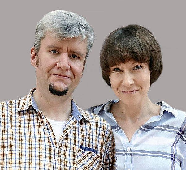 Piotr Dąbrowski i Gabriela Nowak-Dąbrowska