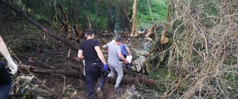 Czechy. Rozbił się samolot wracający z pokazów w Polsce. Nie żyją dwie osoby