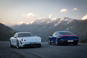 """Porsche Taycan jest takim hitem, że firma nie nadąża z produkcją. Dlatego """"pożyczyła"""" pracowników od Audi"""