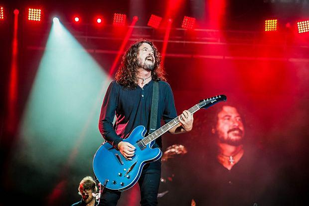 Open'er Festiwal, Babie Doły, Koncert Foo Fighters