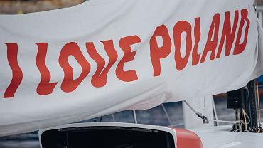 Polska Fundacja Narodowa - jacht, który miał promować wizerunek Polski