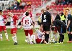 Liderzy trzeciej ligi uciekają ŁKS, który znów stracił punkty