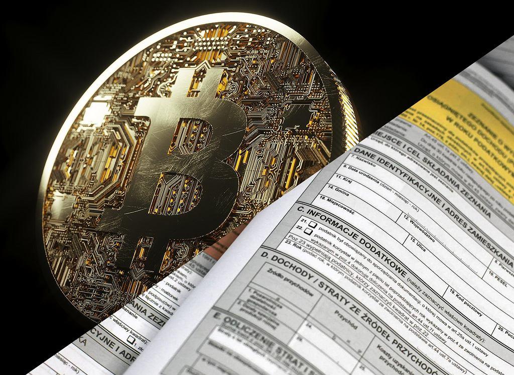 Bitcoin i kryptowaluty a podatki. NSA wydał wyrok