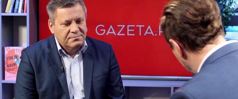 Janusz Piechociński w Gazeta.pl o radnym Kałuży: Korupcja polityczna. Skromne 12 tys. zł