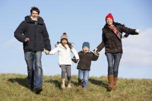 Dlaczego spacer wzmacnia odporność dziecka?