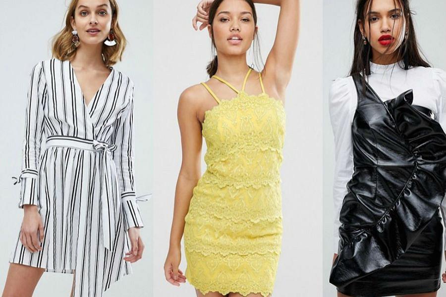 7281e9ab32ddef Sukienki na każdą okazję - najładniejsze modele z kolekcji River Island