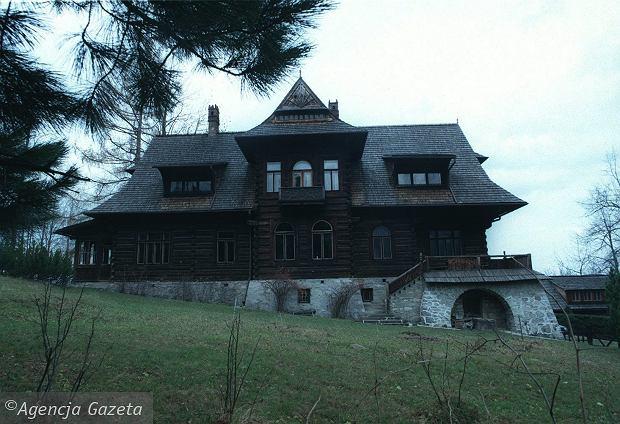 Dom Pod Jedlami