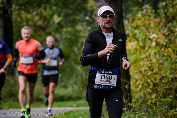 Zdjęcie numer 113 w galerii - Silesia Marathon. Chłód i wiatr niestraszne, rekord pobity! [ZDJĘCIA]