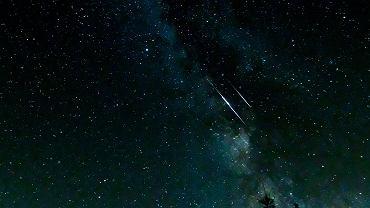 Spadające gwiazdy (zdjęcie ilustracyjne)