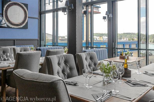 21.05.2015 Gdynia , restauracja Mondo di Vinegre Fot. Rafal Malko/Agencja Gazeta