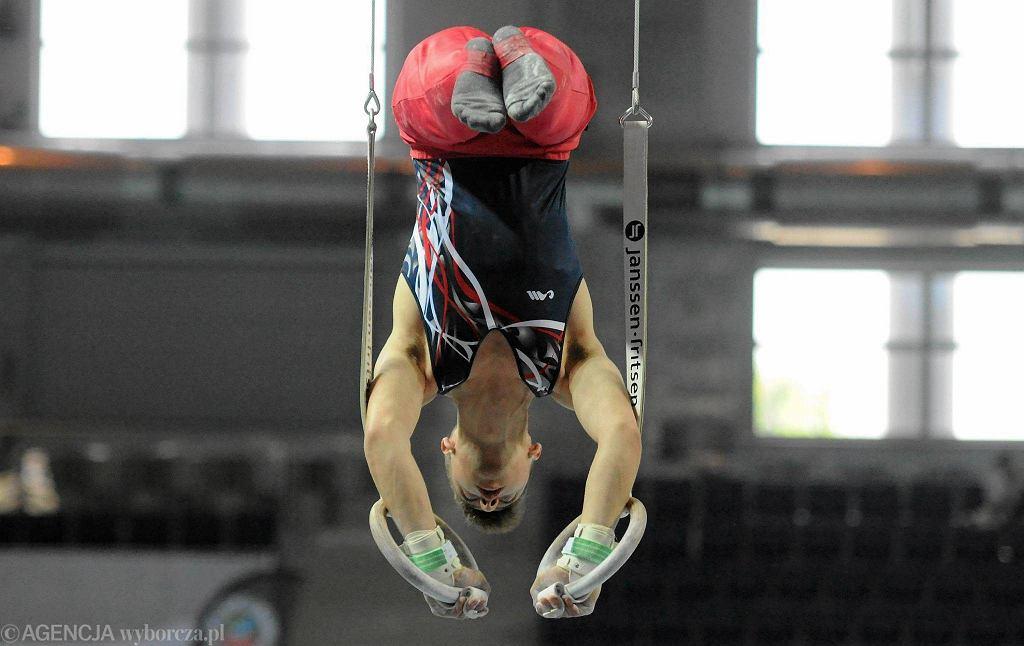 Mistrzostwa Polski w gimnastyce sportowej w Szczecinie
