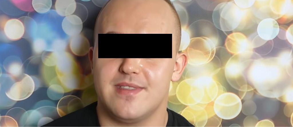 'Okiem kosmetologa' wzbudzał kontrowersje w sieci. Stworzył własną markę kosmetyczną i trafił do więzienia