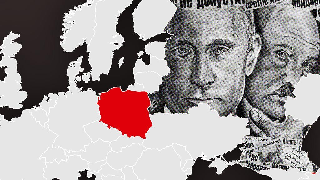 Polska grała na Białorusi, ale przegrała