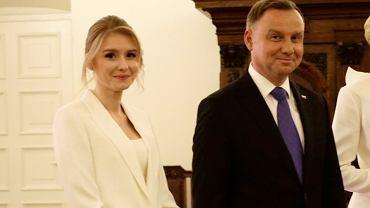 Kinga Duda, Andrzej Duda