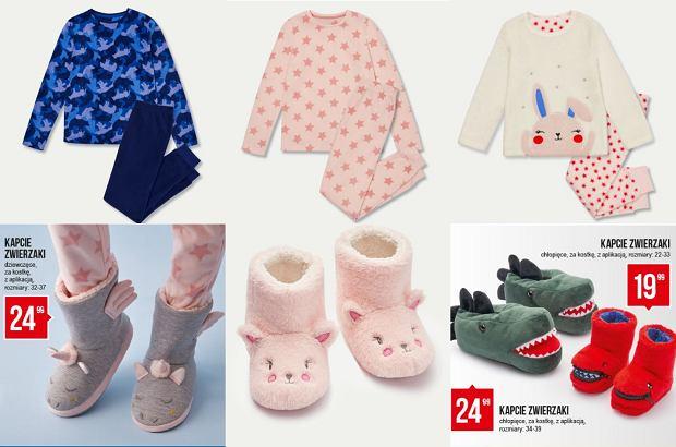 Pepco. Promocja piżamy z polaru