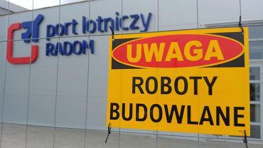 Lotnisko w Radomiu trzy lata później i 100 mln zł drożej? Chętni do budowy terminala odsłonią karty
