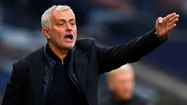 Jose Mourinho znów kpi i narzeka. W swoim stylu