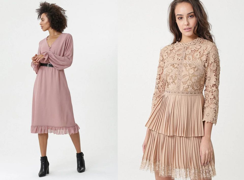 Sukienki  w stylu retro
