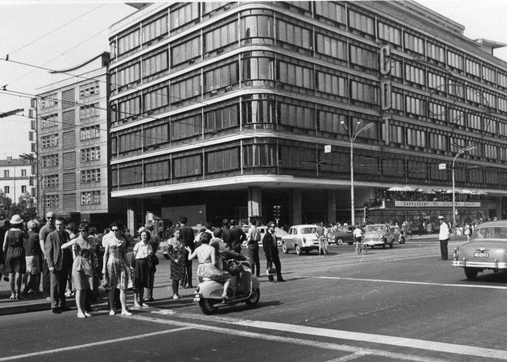 Cedet, 1967 rok
