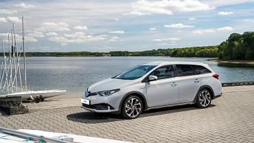 Toyota Auris Freestyle