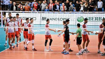 Liga Mistrzów. Asseco Resovia - Dragons Lugano 3:0
