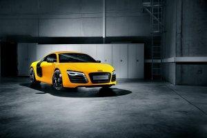 Audi R8 V10 Plus | Ostatni pokaz