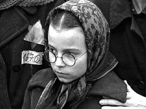 Anna Mucha w 'Lista Schindlera'