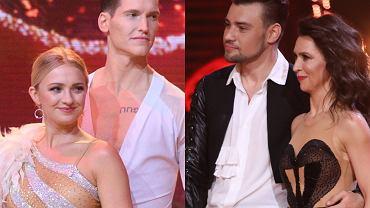 Barbara Kurdej-Sztan i Jacek Jeschke / Damian Kordas i Janja Lesar