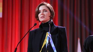 Joanna Mucha na Kongresie Kobiet