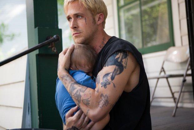 Tata Ryan Gosling w filmie