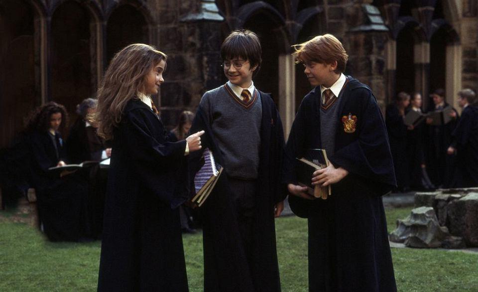 Rupert Grint, 'Harry Potter'