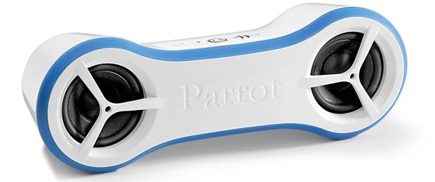 Głośniczki do smartfona, audio, smartfon, Parrot Party