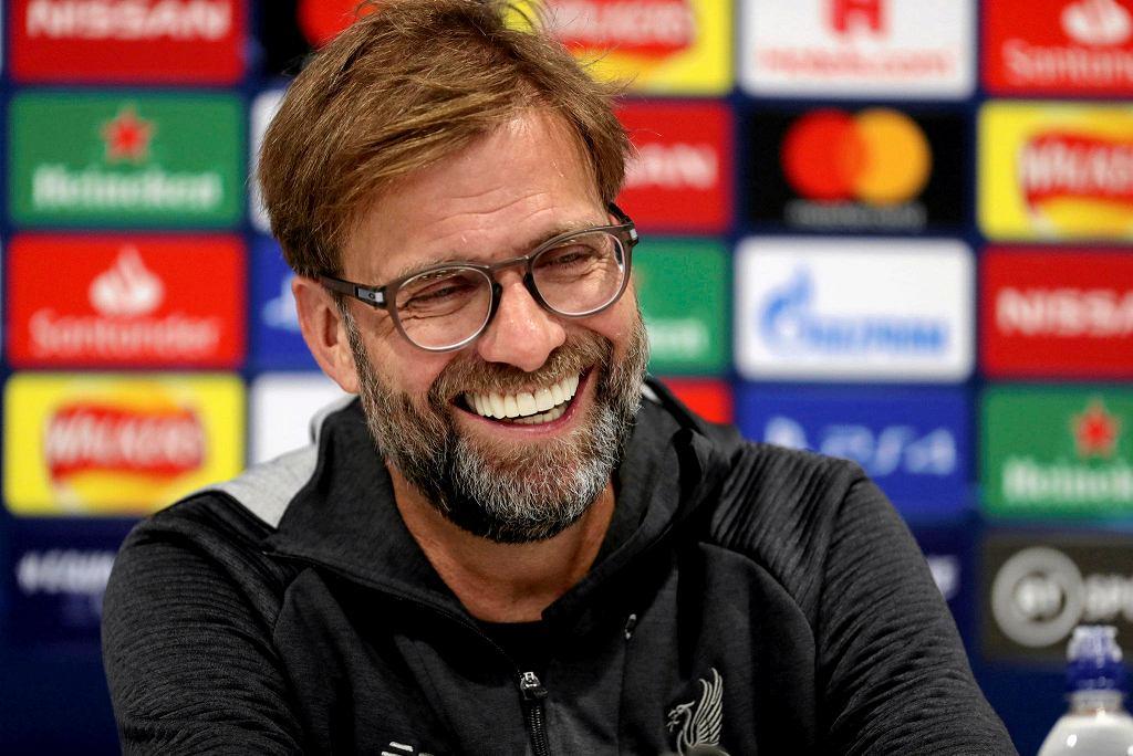 Juergen Klopp, trener Liverpoolu