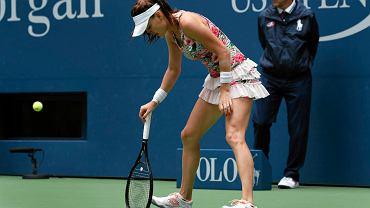 US Open 2017. Agnieszka Radwańska