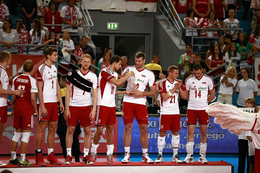 Polscy siatkarze po raz piąty w historii wygrali Memoriał Huberta Wagnera