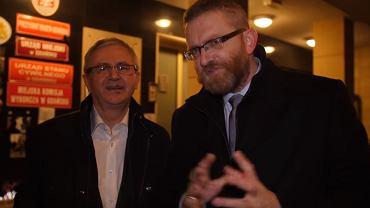 Decyzja o zarejestrowaniu Grzegorza Brauna jako kandydata na prezydenta Gdańska została odroczona do poniedziałku 11 lutego