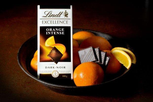 Lindt Excellence Orange
