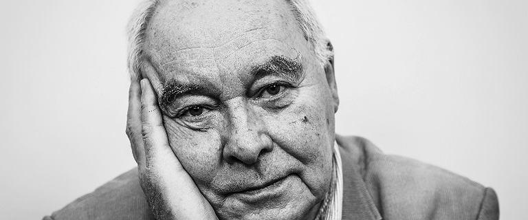 Prof. Marcin Król nie żyje. Filozof zmarł w wieku 76 lat