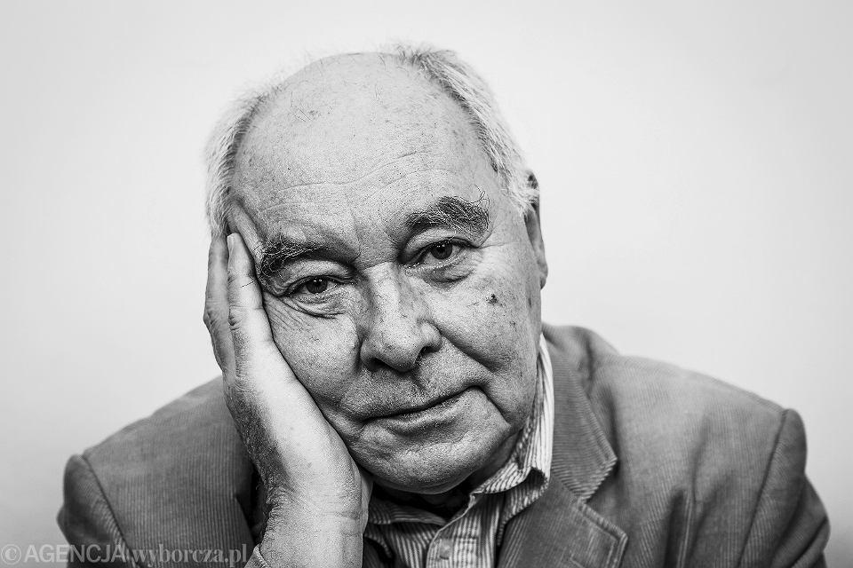 Profesor Marcin Król