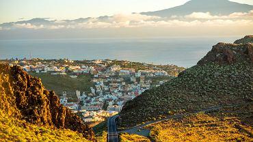 Miejscowość San Sebastian na La Gomerze