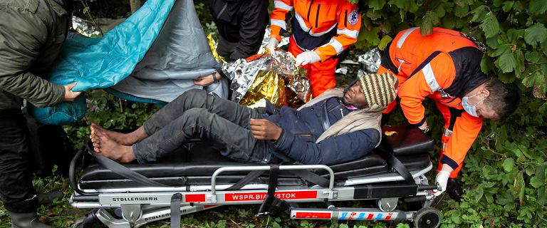 """""""Zastaniemy tam masowy grób uchodźców"""". Prawniczka o sytuacji na granicy"""