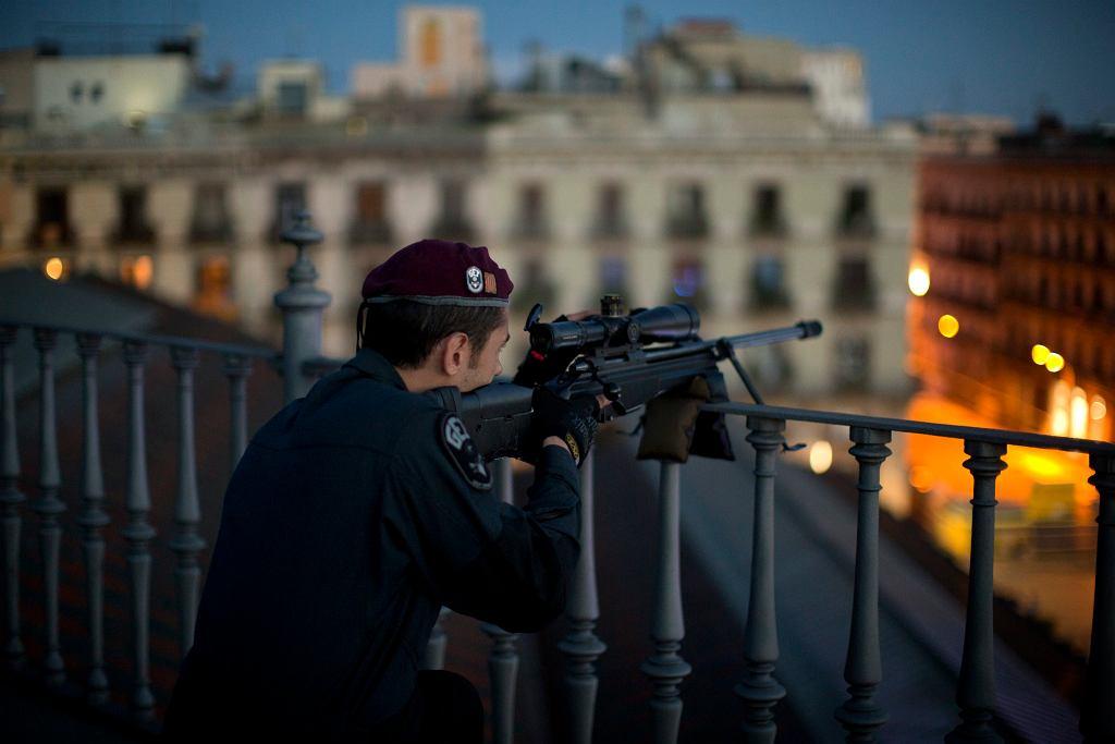 Akcja policji (zdjęcie archiwalne)